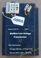 DDA Wall Box Low Voltage Transformer (DDA16)