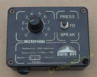 DDA Microphone Control Unit (DDA25)