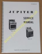 Jupiter 120M & F100 Models Service Manual & Spare Parts Catalogue