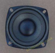 Seeburg Pair of 1950's High Fidelity Corner Speakers HFCY3-8 (SP17)