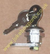 16mm Cam Lock with 2 Keys (TL16)