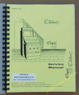 Rowe Ami Diplomat/Bandshell Manual