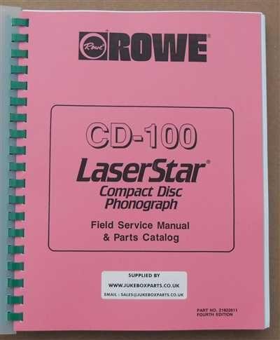 same laser 100 service manual