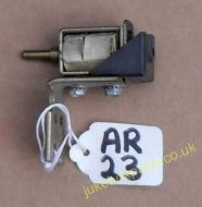 Rowe Ami Toggle Solenoid & Bracket (AR23)