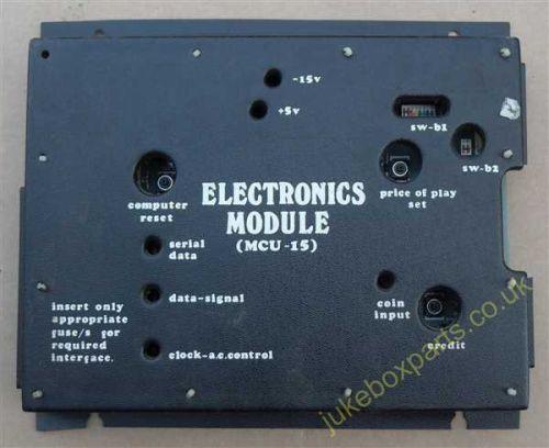 Rowe-Ami Stereo Amplifier 6-09189-01 (AR257)