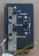 Rowe-Ami CD Scan / Service Switch (CD10)