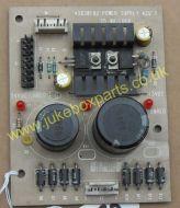 Rowe-AMI CD Wall Box Power Supply PCB 40838102 (CD34A)