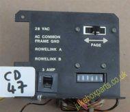 Rowe-Ami CD Wall Box Panel (CD47)