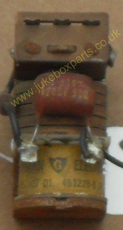 Solenoid GUARDIAN ELECTRIC A-410-057307-01 451228-5 26 V.C.D