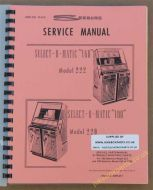 Seeburg 220 & 222 Manual