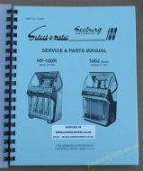 Seeburg HF100R & J100R Manual