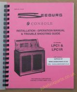 Seeburg LPC1 & LPC1R Installation & Operation Manual (1963-64)