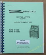Seeburg M100B M100BL Service & Parts Manual