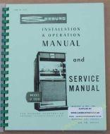 Seeburg U100 Mustang Manual (1965-66)