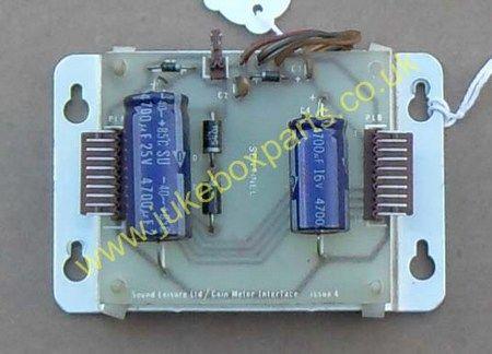 Sound Leisure Coin Meter Interface (SL26)