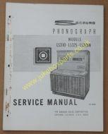Seeburg Service Manual Models LS310 LS325 LS325N (USM167)