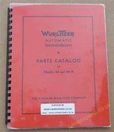 Wurlitzer Model 24 & 24A Parts Catalog