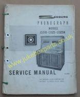 Seeburg Service Manual Models LS210 LS325 LS325N (USM200)