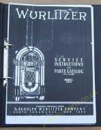 Wurlitzer 1015 Service Manual & Parts Catalog (USM60)