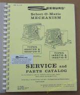 Rock-Ola 1422, 1426 & 1428 Service Manual & Parts (USM65)
