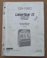 Wurlitzer 2900 & 2910 Service & Parts Manual (1965) (USM73)