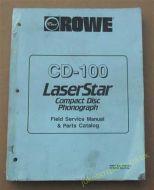 Rock-Ola 468 Grand Salon Service Manual (USM75)