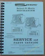 Seeburg Select-O-Matic Service Manual & Parts Catalogue (USM77)