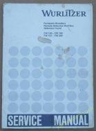 Wurlitzer 2900 & 2910 Service & Parts Manual (1965) (USM78)