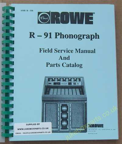 Rowe Ami Jukebox Manual Related Keywords & Suggestions